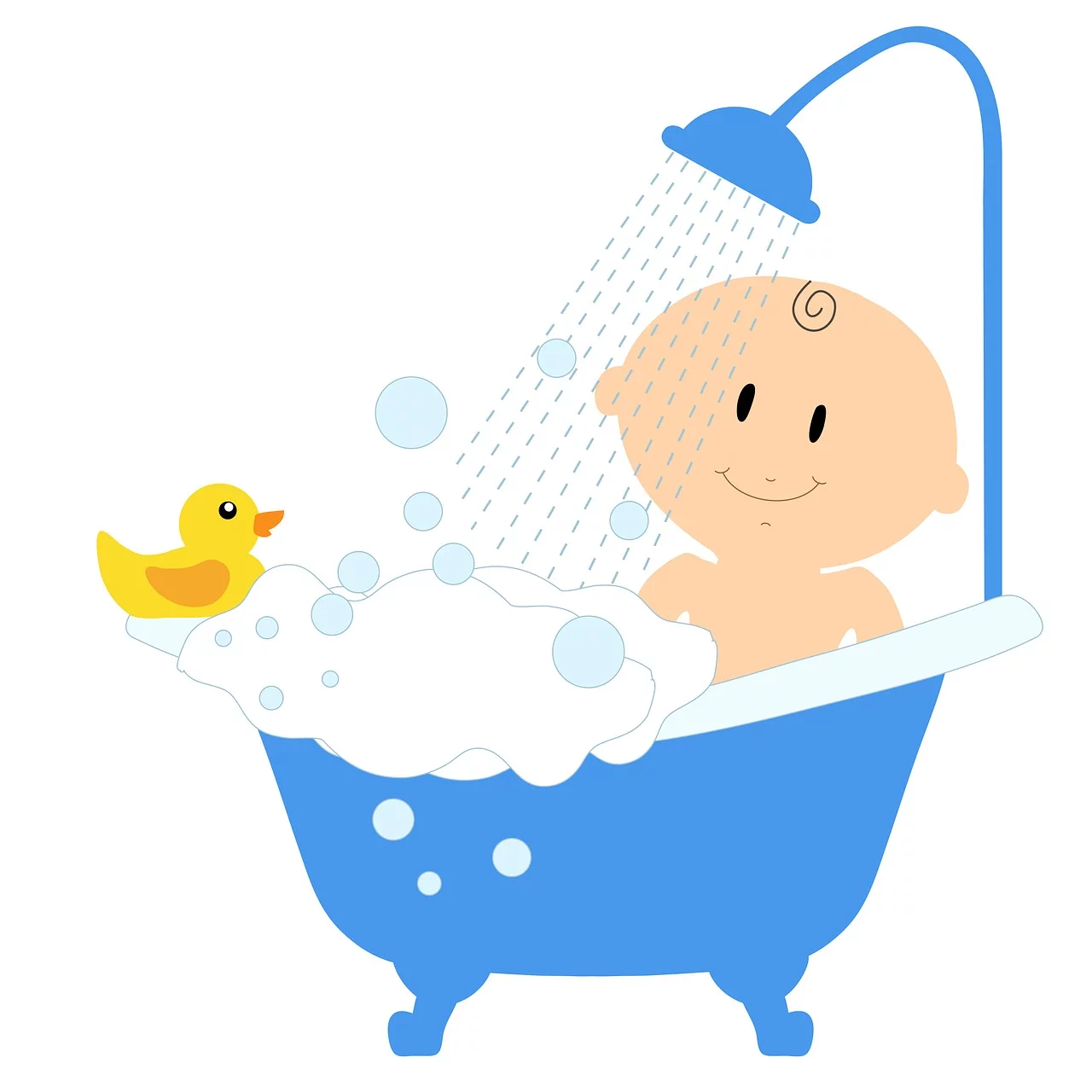 ダブル洗顔不要のクレンジングはお風呂でシャンプーした後がベストなタイミングなんです